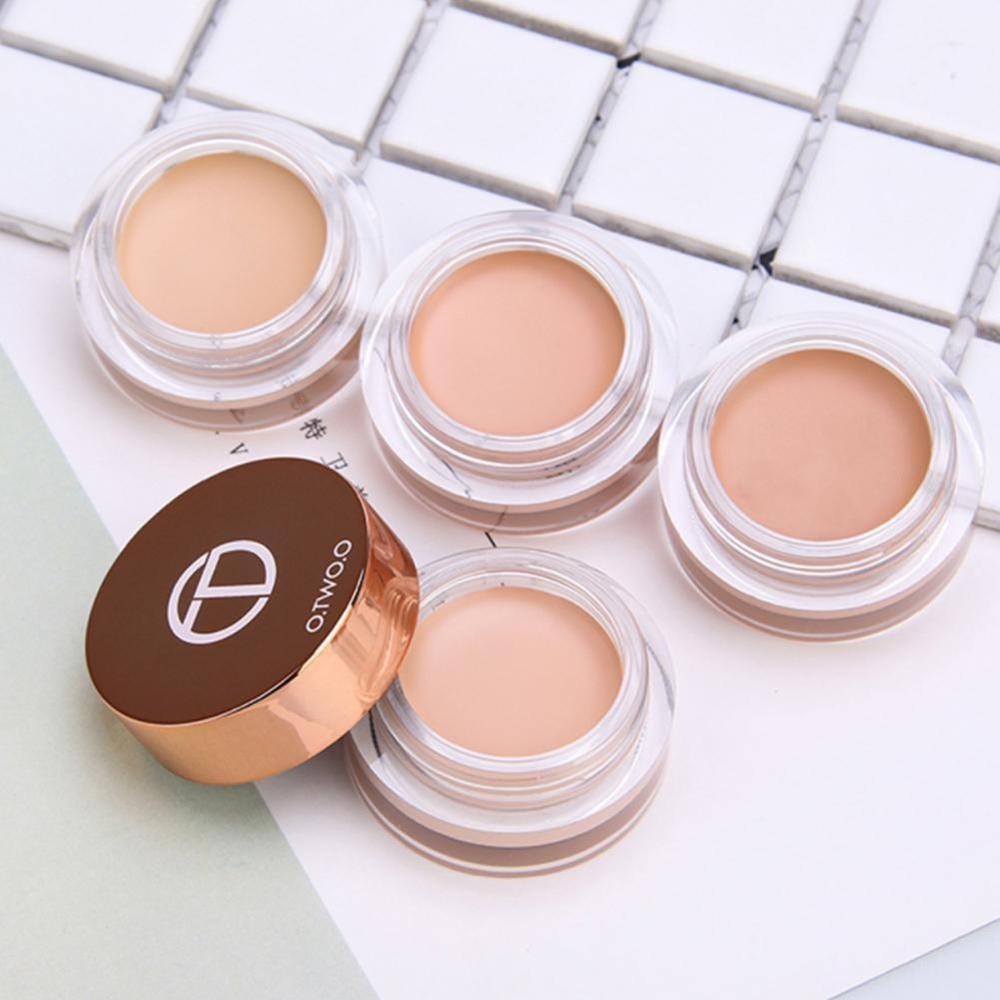 O.TWO.O 4 Colors Waterproof Face Tool Professional Eye Primer Makeup Long Lasting Eyeshadow Base Cream Concealer