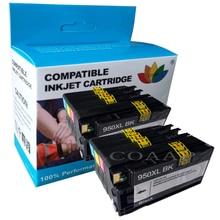 8 pack Compatibel hp 950 951 xl INK cartridge Voor 950XL 951XL HP officejet pro 251dw 276dw 8100 8610 8620 8630 8600 plus