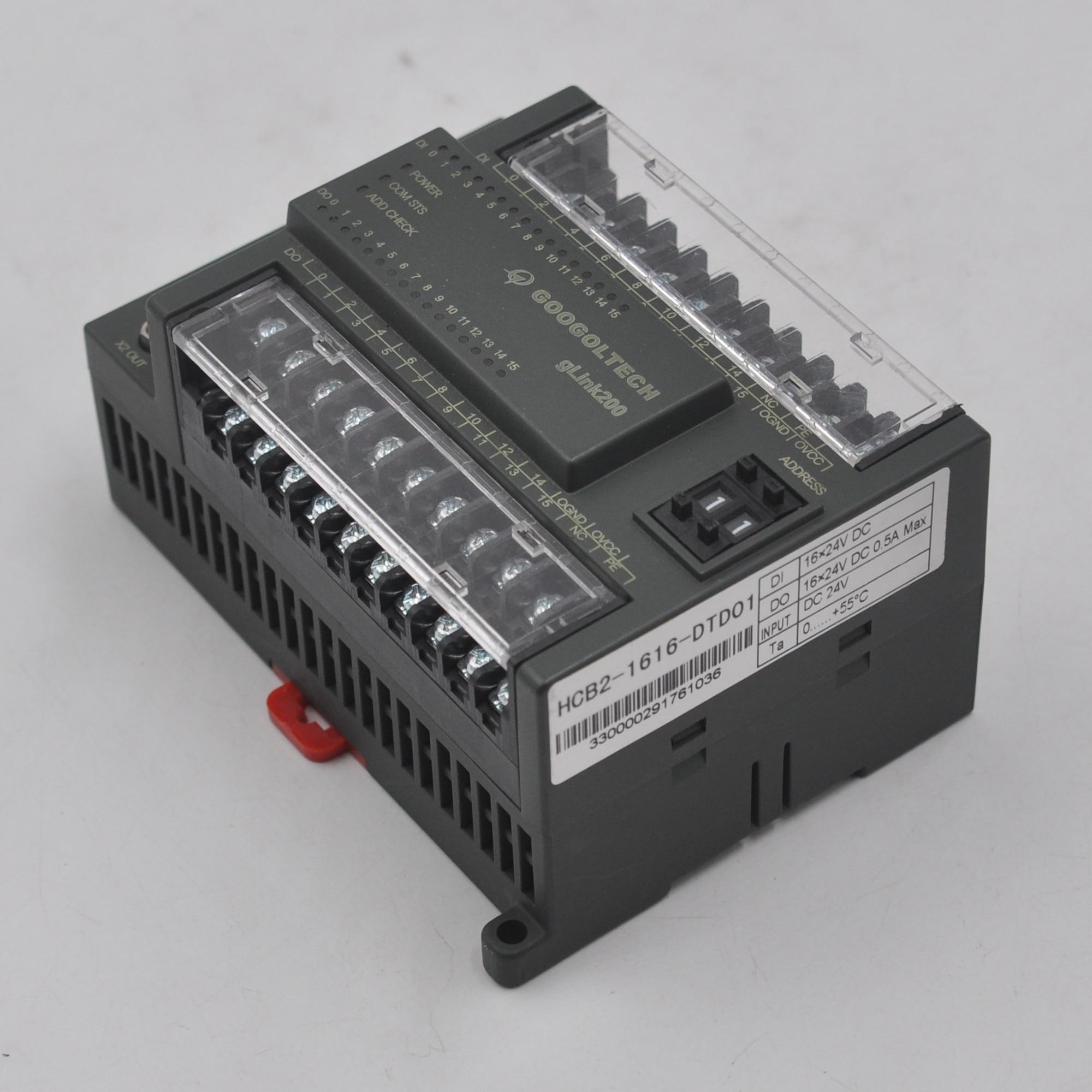 GOOGOL GLINK200 expansion IO module HCB2-1616-DTD01