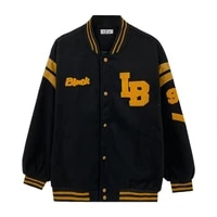 2021women spring and autumn new baseball uniform jacket female bf korean student loose wild sweater jacket jacket top ins tide b