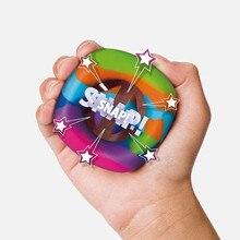 Antistress Finger Hand Grip antistress Fidget Toy adulto bambino semplice fossetta Stress giocattoli decompressione Pop It Dropshipping