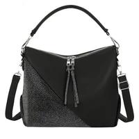 new women diamond handbag luxury designer womens shoulder bags fashion ladies genuine leather crossbody bags bolsos de mujer