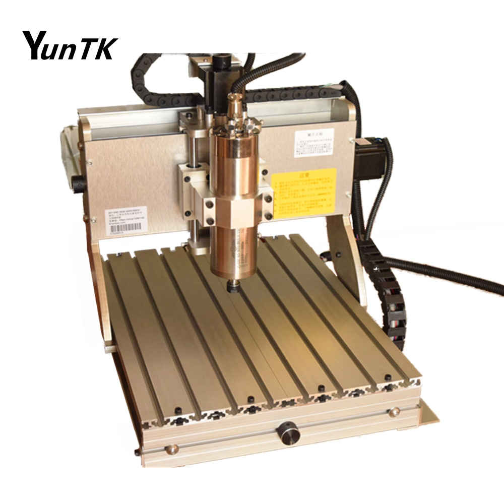 CNC 3040  400W / 800W Spindle 3 Axis CNC Router Engraving PCB Milling Cutter Drilling Machine 220V