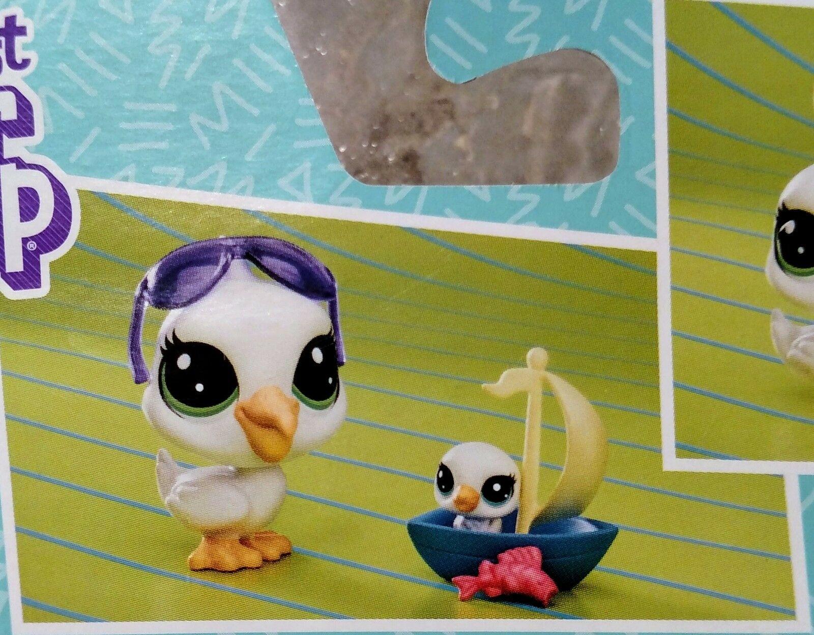 "Новый в коробке Mommy & Teensie Baby blenche Pelicano #87-88 Pets 2"""
