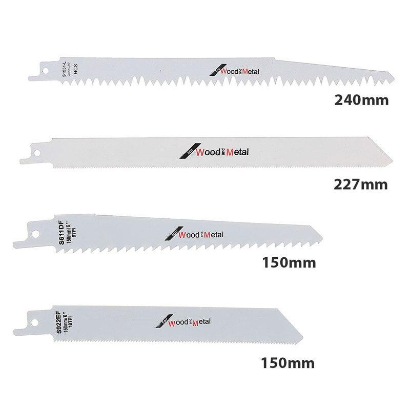 Set cortador de carpintería herramienta reciprocante para Makita Hitach 611DF/S922EF/S1122HF