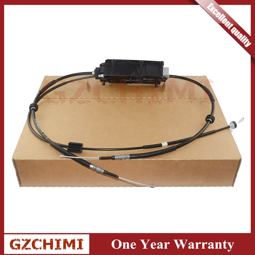 34436850289 привод стояночного тормоза для BMW E70 X5 E71 X6 34436850289 привод стояночного тормоза с блоком управления