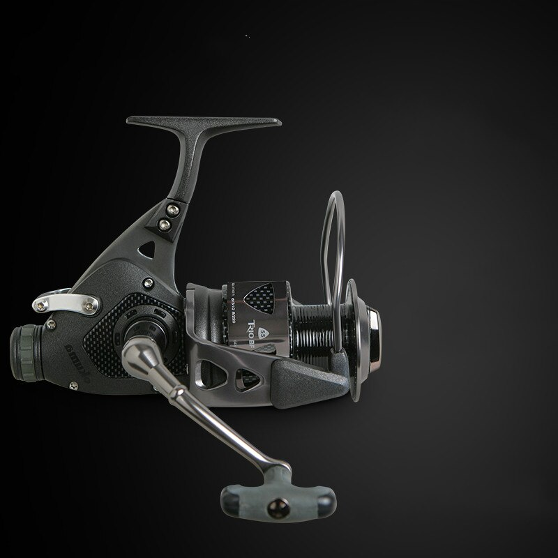 30s 40s 55s Spinning Fishing Reel 8KG Max Drag 5.0:1 Gear Ratio Freshwater Saltwater Rock Fishing Coil Trolling Wheel De Pesca enlarge