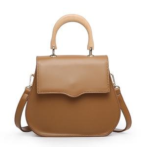 Hot Sale Wooden Top-handle Handbags Women Shoulder Bags Leather Ladies Hand Bags New Design Women Tote Bags