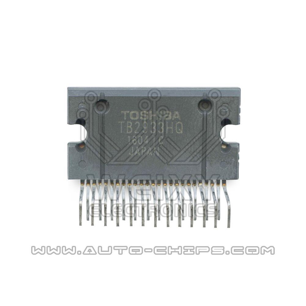 Uso da microplaqueta tb2933hq para rádio automotivo