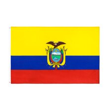 Flaglink 3x5fts 90*150 см ecu ec флаг Эквадора