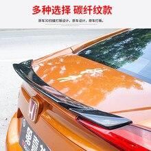 Applicable à Honda Civic 10th génération YOFER arrière becquet arrière, 2016-2020 Civic réaménagement Kit