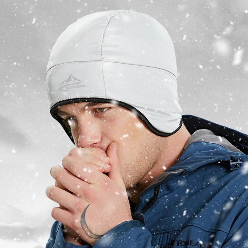 Зимняя уличная Лыжная шапка, супер теплая флисовая ветрозащитная теплая велосипедная Кепка s, MTB, велосипедная Кепка, шарф, шапки для езды на снежной дороге