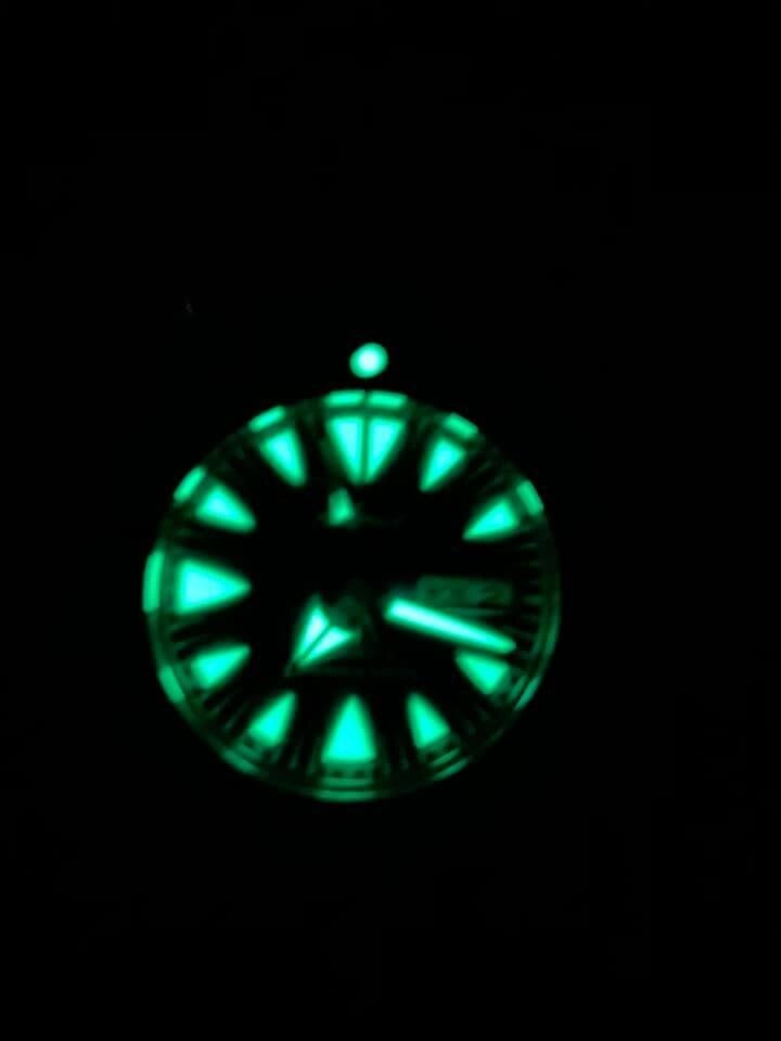 Heimdallr Sharkey Monster Automatic Watches Men Gradient Blue Dial Diver Watch 200M Water Resistance NH36 Mechanical Wristwatch enlarge