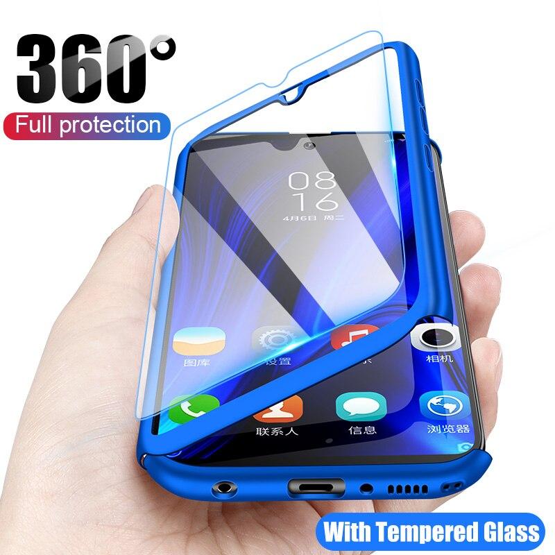 360 מלא מגן טלפון מקרה עבור Huawei Honor 20 9x פרו 8 9 10 Lite מקרה לכבוד 8S 8A 8C 20i 10i 8x מקרה עבור Huawei P30 P20