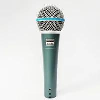 handheld karaoke wired dynamic microphone for sm 58 57 beta58a beta58 bm800 pc saxophone lecture church teacher sing mic