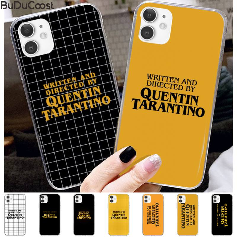 written-directed-quentin-tarantino-phone-case-for-iphone-11-12-pro-xs-max-8-7-6-6s-plus-x-5s-se-2020-xr-cover