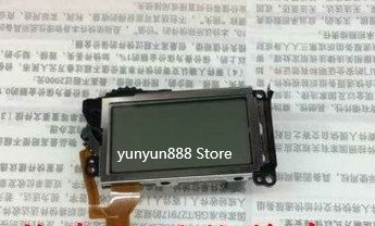 لنيكون D7100 D7200 أفضل LCD الغطاء العلوي شاشة عرض الكاميرا إصلاح قطع الغيار وحدة