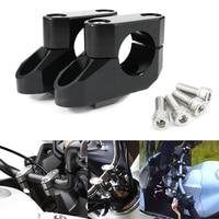 For Honda CB650R CB1000R CB500X/F CBF125NA VFR1200X 800X CBF300NA CTX700 1300 28mm 1 1/8 Handlebar Riser Back Moved Up Fat Bar