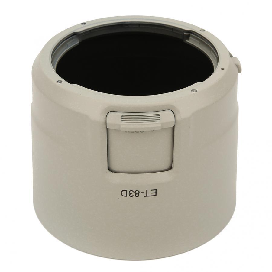 Objektiv haube ET-83D Weiß Kunststoff Objektiv Haube für Canon EF 100-400mm f/4,5-5,6 L IST II USM dslr len haube