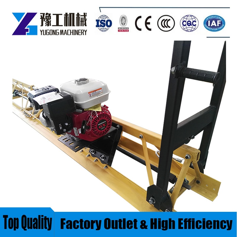 Bricklayer Trowel Concrete Leveling Machine Road Finishing Equipment Site Playground Square Floor Concrete Quick Smoothing enlarge
