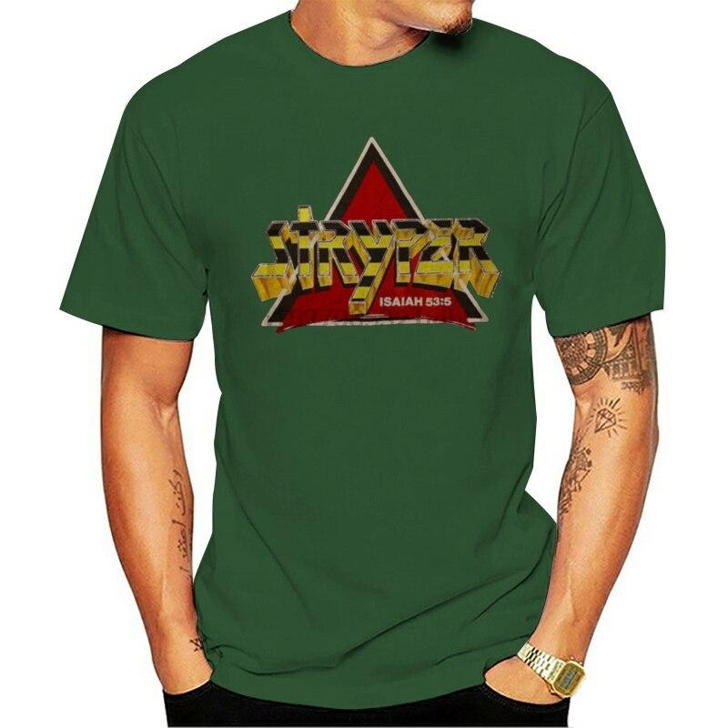 Vtg Stryper camiseta 1986 al infierno con el diablo tee 1980s reimpresión S-XXXL