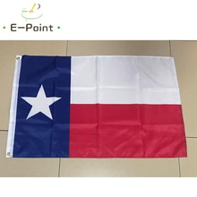 USA Texas State Flag 2ft*3ft (60*90cm) 3ft*5ft (90*150cm) Size Christmas Decorations for Home Flag B