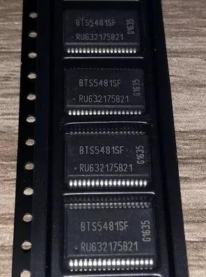 2 pedaço ~ 5 peças/lote BTS5481SF SOP-36 5481SF SOP36 100% NOVO Original Em estoque