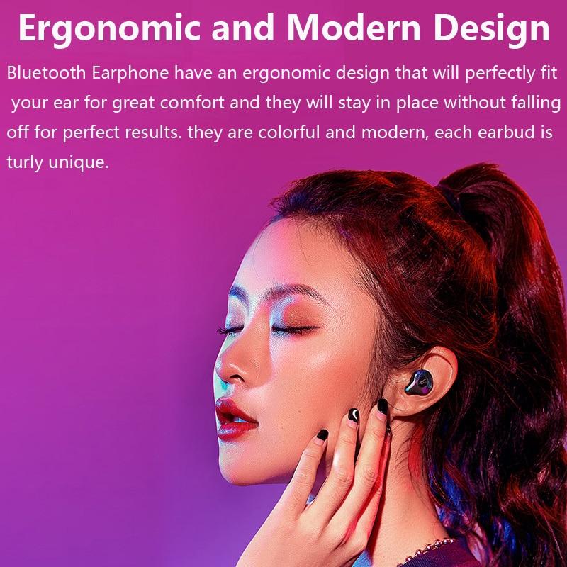 Original Sabbat X12 Pro Earbuds Bt5.0 Wireless TWS Earphone Sport Hifi Headset Handsfree Waterproof HD Stereo Ear Buds with Mic enlarge