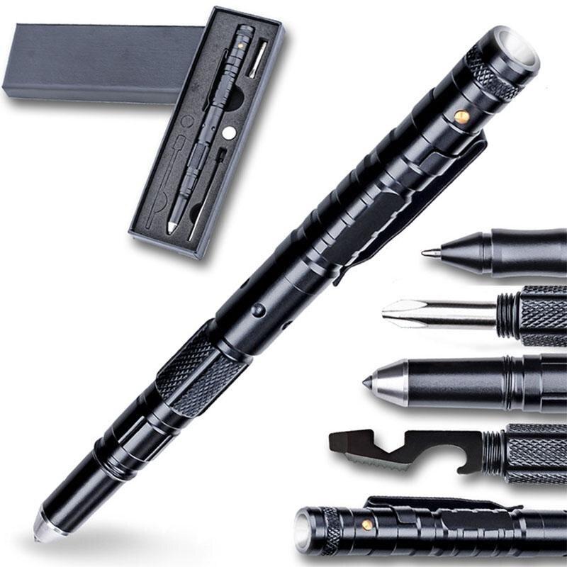 قلم تكتيك EDC متعدد الوظائف