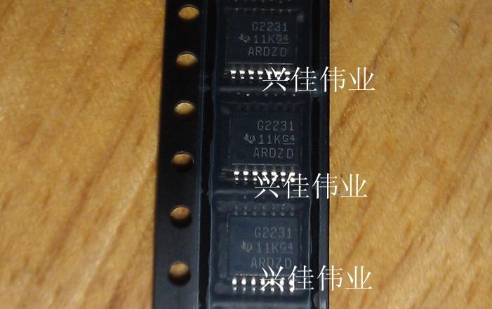 MSP430G2231IPW14R G2231 TSSOP14