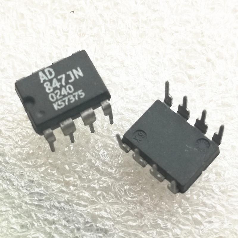 2 шт., AD847JN ad847, однорычажный усилитель, б/у, op amp, не новый