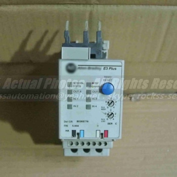 E3 PLUS OVERLOAD RELAY 193-EC3PB Used In Good Condition With Free DHL /EMS