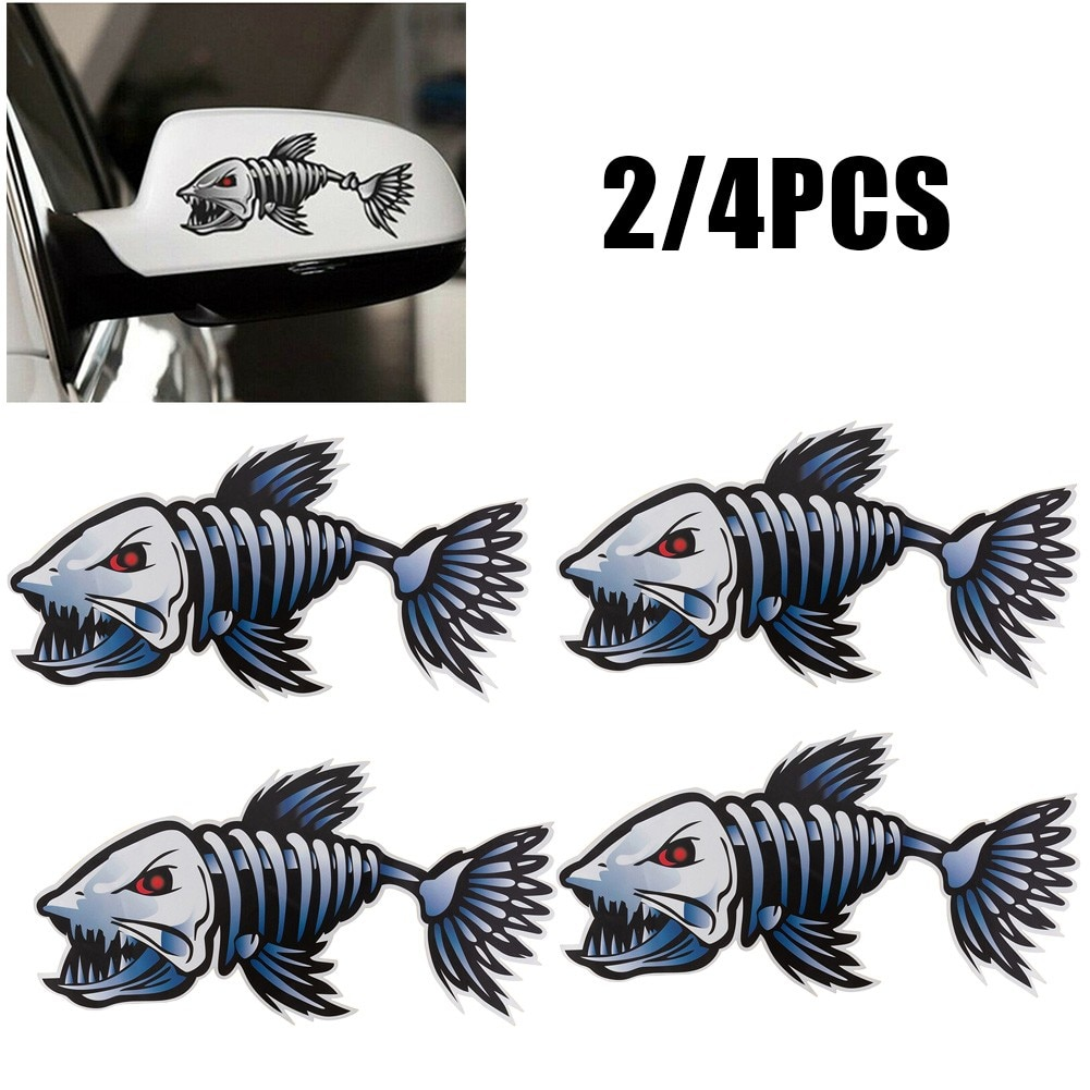 2pcs 3D Car-Styling Sticker Sharks Teeth Mouth Graphics Kayak Decal Stickers Waterproof For Kayak Canoe Fishing Boat Dinghy hotmeini 2x long spear totem art of ancient weapons striped car sticker for motorhome suv truck kayak canoe vinyl decal 9 colors