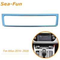 for geely atlas emgrand nl 3 proton 2016 2020 central console knob switch button cover interior trim interior accessories
