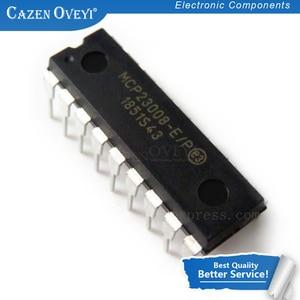 2pcs/lot MCP23008-E/P MCP23008 I/O DIP-18 In Stock