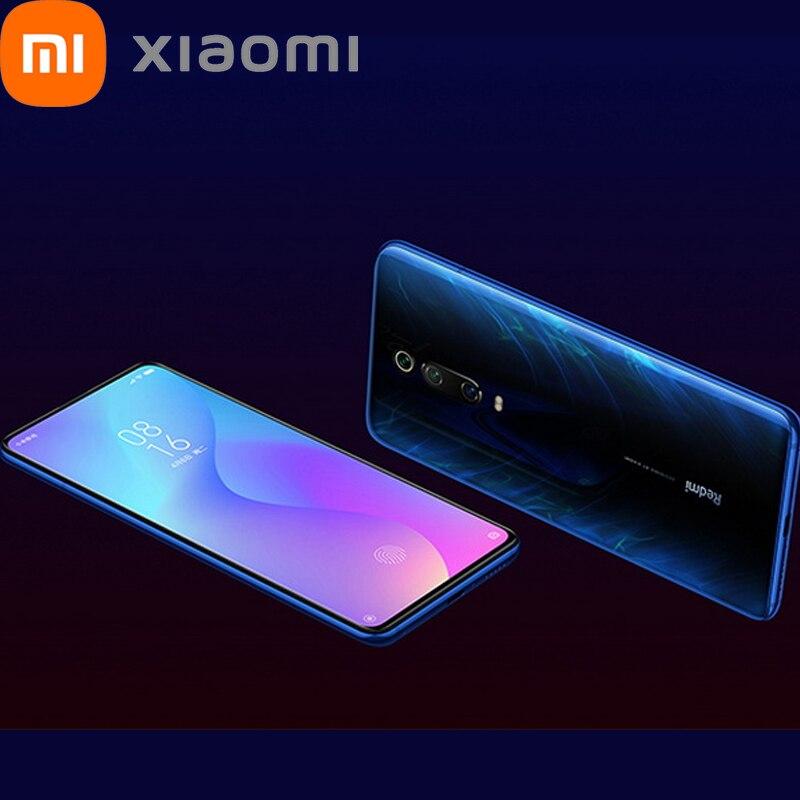 Оригинальная глобальная версия Xiaomi Mi 9T Pro смартфон (Redmi K20 Pro) 6 ГБ 64 Гб/128 ГБ Snapdragon 855 процессор 48MP Тройная камера NFC