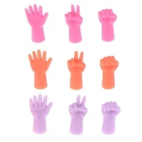 6pcslot knitting needles point protectors needle tip stopper for diy weave knitting and sewing for mom sewing tools accessories