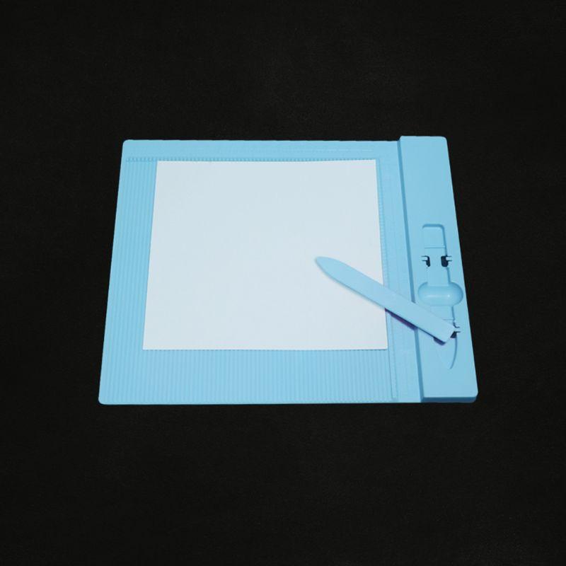 AliExpress - Professional Mini Score Scoring Board Measuring Tool For Origami Envelope Card Folder Tools