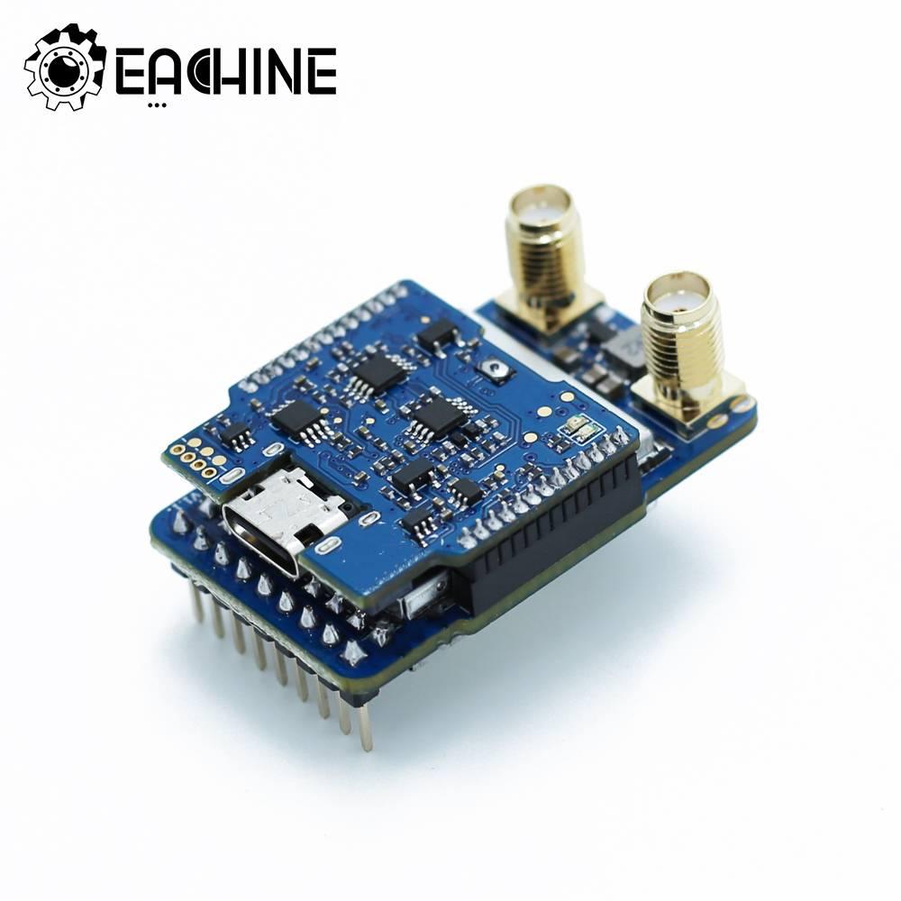 مستقبل Eachine Rapidmix RX 5.8Ghz 48CH FPV التنوع 5 فولت SMA دعم ترقية نظارات Eachine EV300O