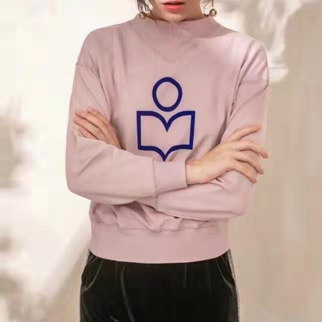 Triângulo feminino o pescoço mais camisola de veludo contraste cor logotipo reunindo impressão manga longa camisola feminina pulôver superior i1