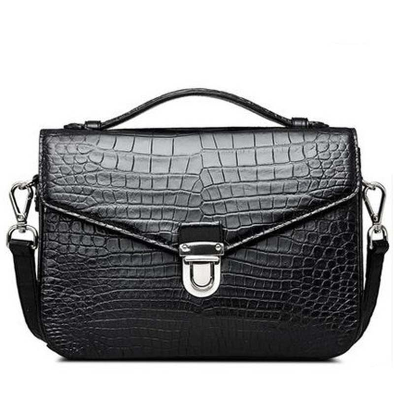 Cestbeau new crocodile skin female crocodile leather bag  whole leather single shoulder bag women crocodile handbag