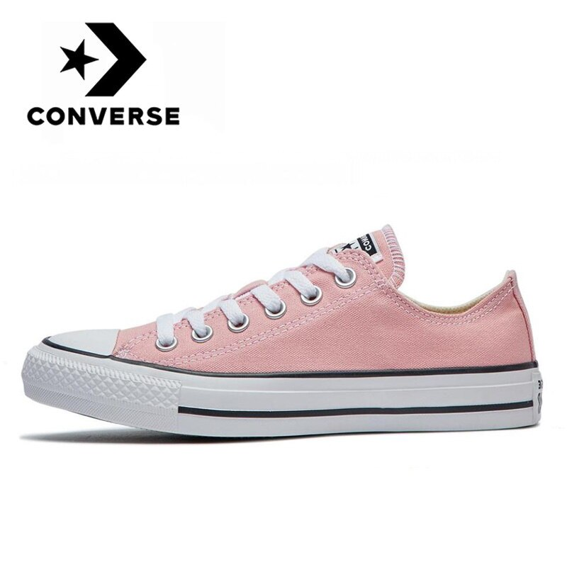 Converse Chuck Taylor All Star Unisex Plate Sneakers Casual Low Shoes Original Men and Women