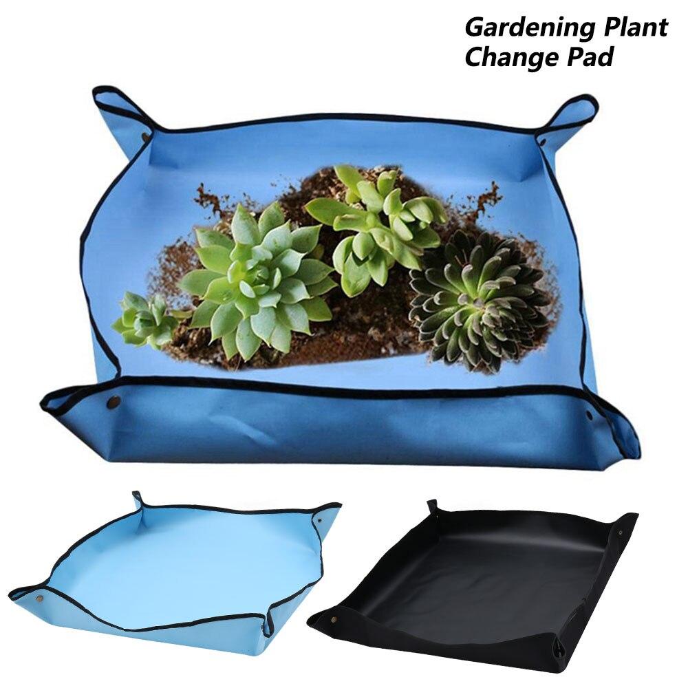 AliExpress - Plant Change Thicken Pad Reusable Waterproof Basin Land Cushion Square Gardening Mix Soil Lock Design Mat Flower Pot 100x100CM