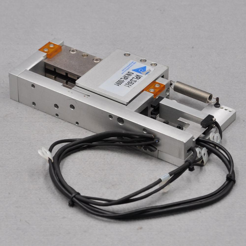 Akribis VPL32-S2-50-0.1 ironless vertical pickup linear motor platform 1