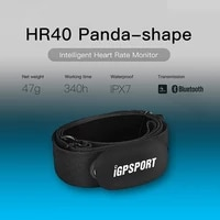 igpsport hr40 smart heart rate monitor cycling running professional pulse monitor support bike bicycle computer fitness sports