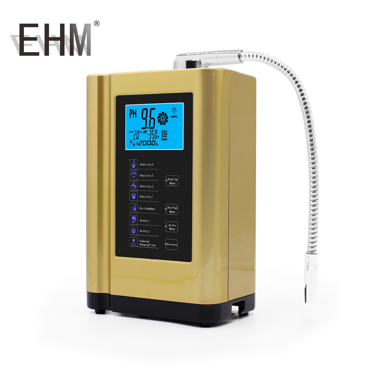 EHM Group Electrolyzed Generator Water Ion Machine enlarge