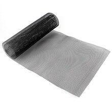 3x6mm Aluminium Legierung Auto Grille Netz Blatt Grid Körper Stoßstange Rhombischen Grill Universal Für Jede Stoßstange Körper suite Kotflügel Haube Vent