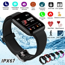 Pulseiras inteligentes de fitness saúde banda pedômetro monitor de freqüência cardíaca pulseira cardio pressão ajuste relógio pressão arterial