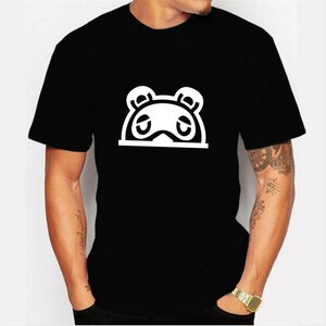 lovely cartoon raccoon printing t shirts pure cotton casual t shirts boy friend t shirts summer casual costume ac1607