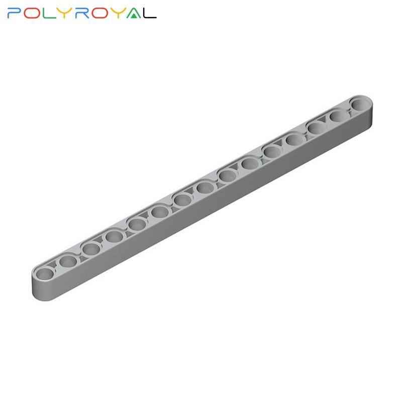 Building Blocks Technicalalal DIY  1x15 Thick hole arm Liftarm 10 PCS  Compatible Assembles Particles Moc  Parts toy 32278